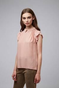 Bilde av Louche Bluse Clemeur Dus rosa