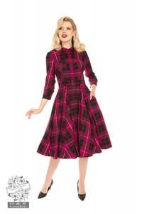 Bilde av H&R Utsvingt kjole Evie,